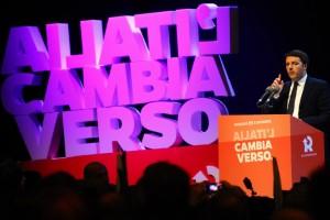Matteo Renzi Pensioni da ridimensionare per investire sui giovani