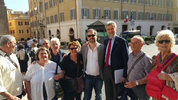 Damiano: Importante risolvere il nodo previdenza specie in vista del Referendum
